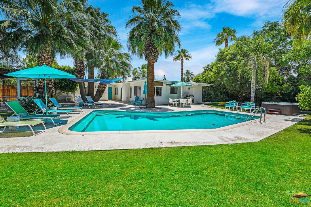 603 South El Cielo Road Palm Springs, CA 92264