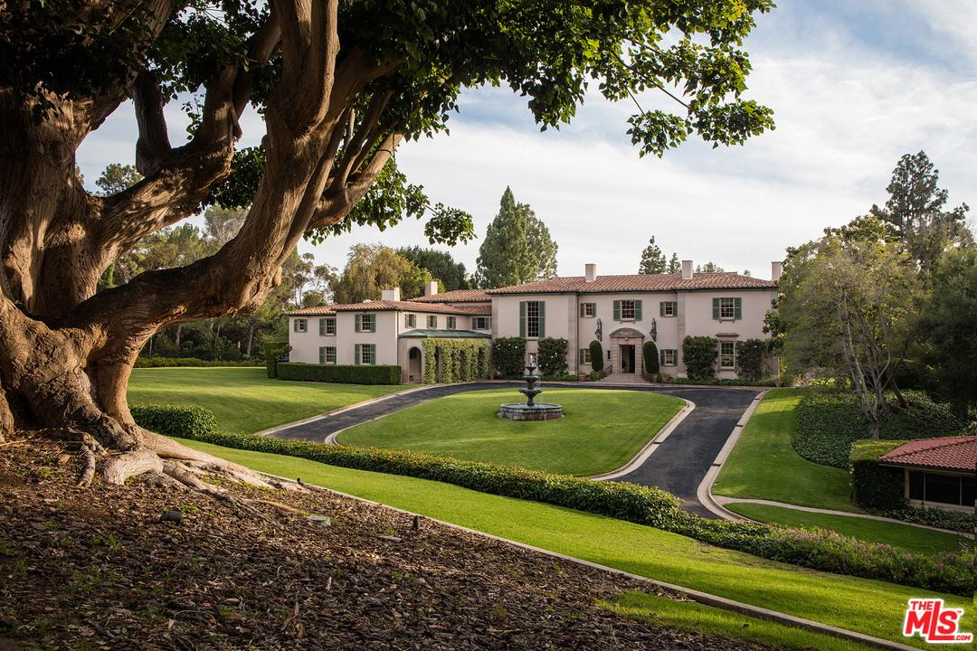 141 South CAROLWOOD Drive, Bel Air, California 9 Bedroom as one of Homes & Land Real Estate