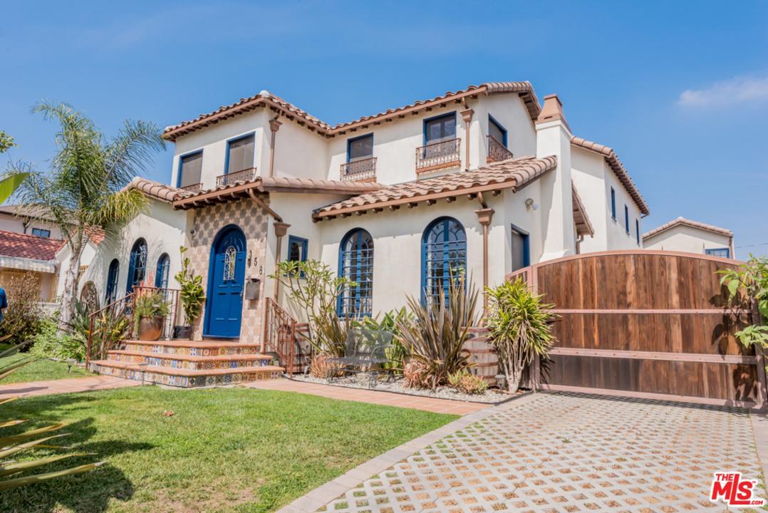 358 South Mansfield Avenue Los Angeles, CA 90036