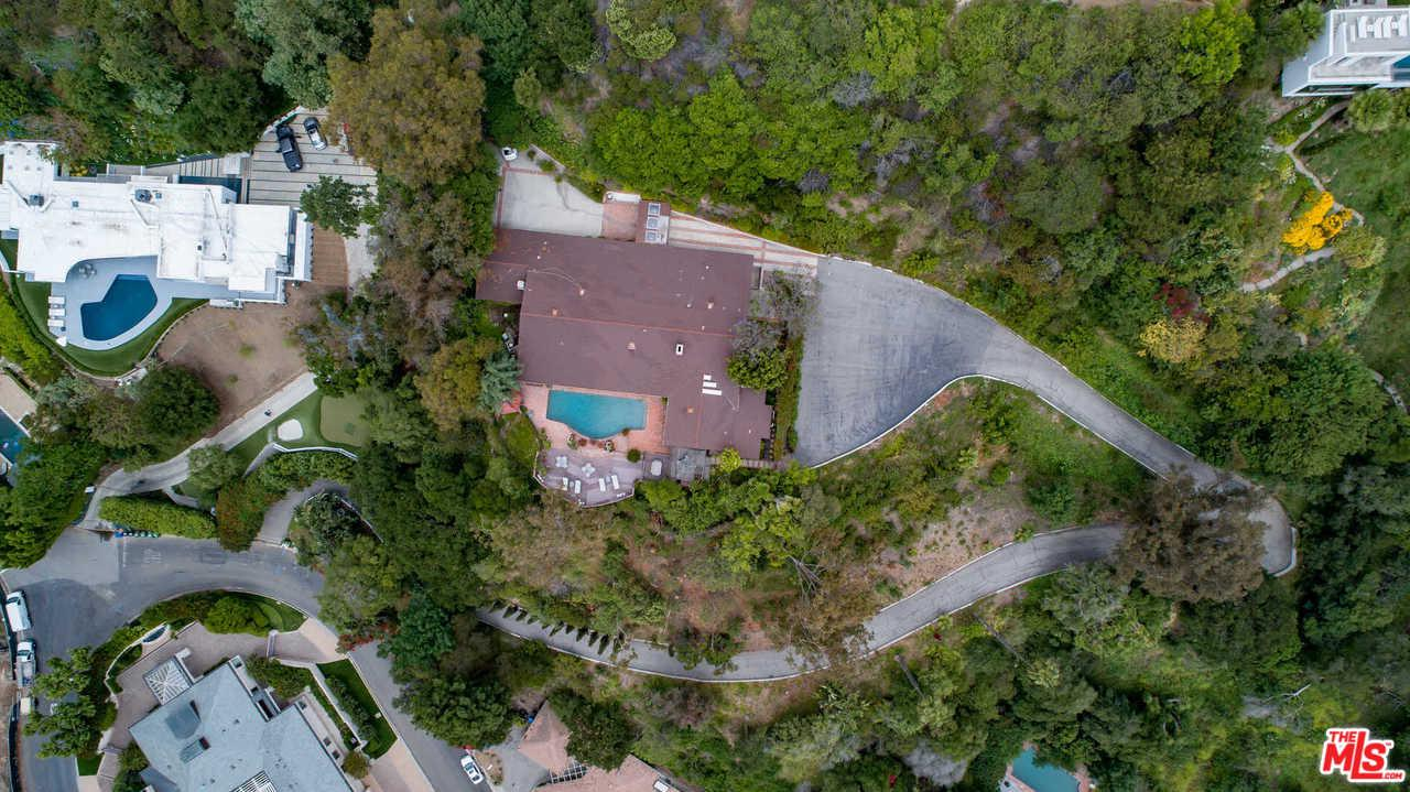 10895 CHALON Road, Bel Air in Los Angeles County, CA 90077 Home for Sale