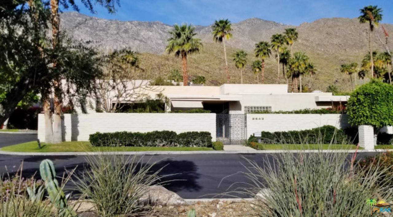 2643 Canyon South Drive Palm Springs, CA 92264
