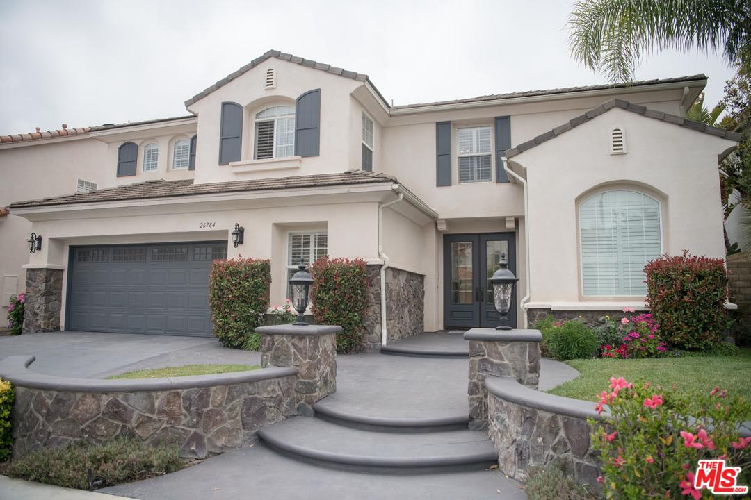26784 WYATT Lane, one of homes for sale in Stevenson Ranch