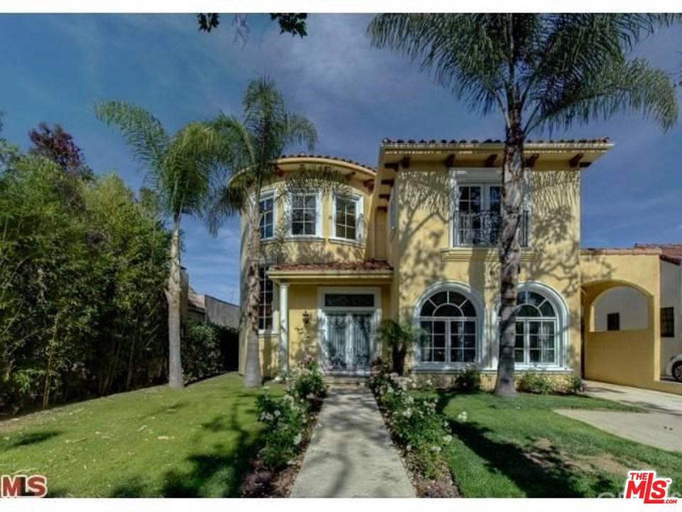 340 South OAKHURST Drive, Beverly Hills, California