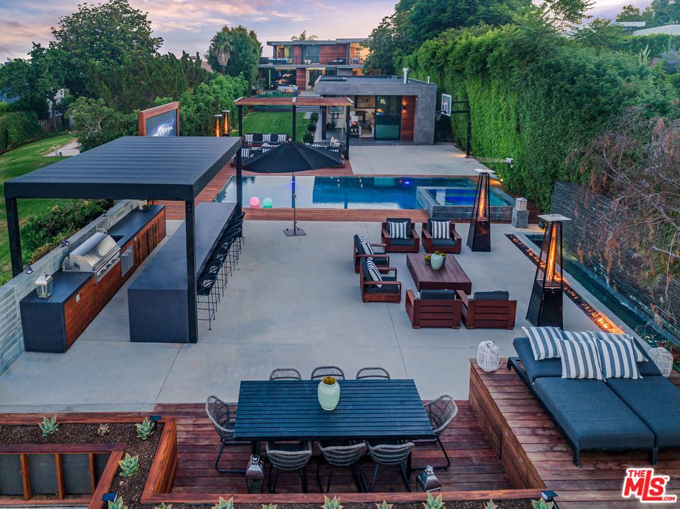 7123 MACAPA Drive, Hollywood Hills in Los Angeles County, CA 90068 Home for Sale
