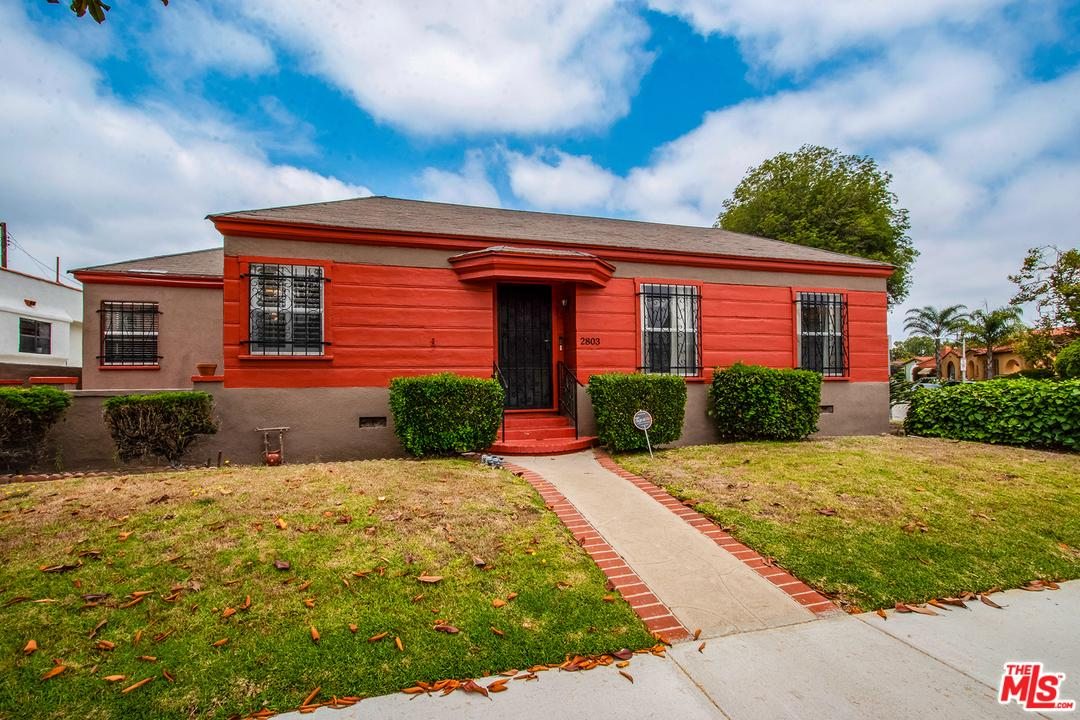 2803 West 43RD Place, Crenshaw, California