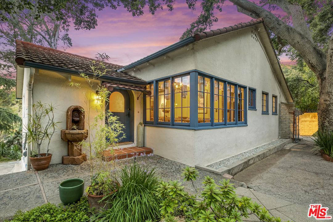 3617 CANYON CREST Road, one of homes for sale in Altadena