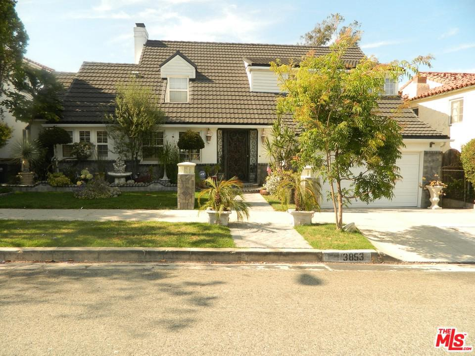 3853 MOUNT VERNON Drive, Crenshaw in Los Angeles County, CA 90008 Home for Sale
