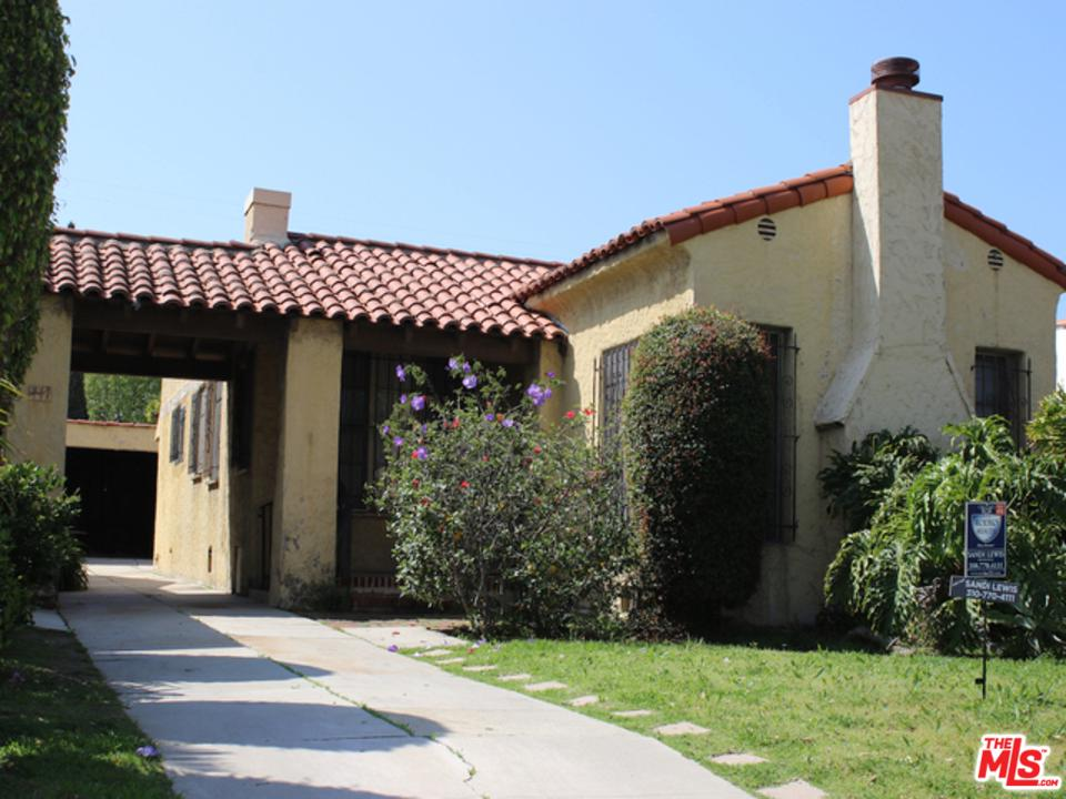 447 South LA PEER, Beverly Hills, California