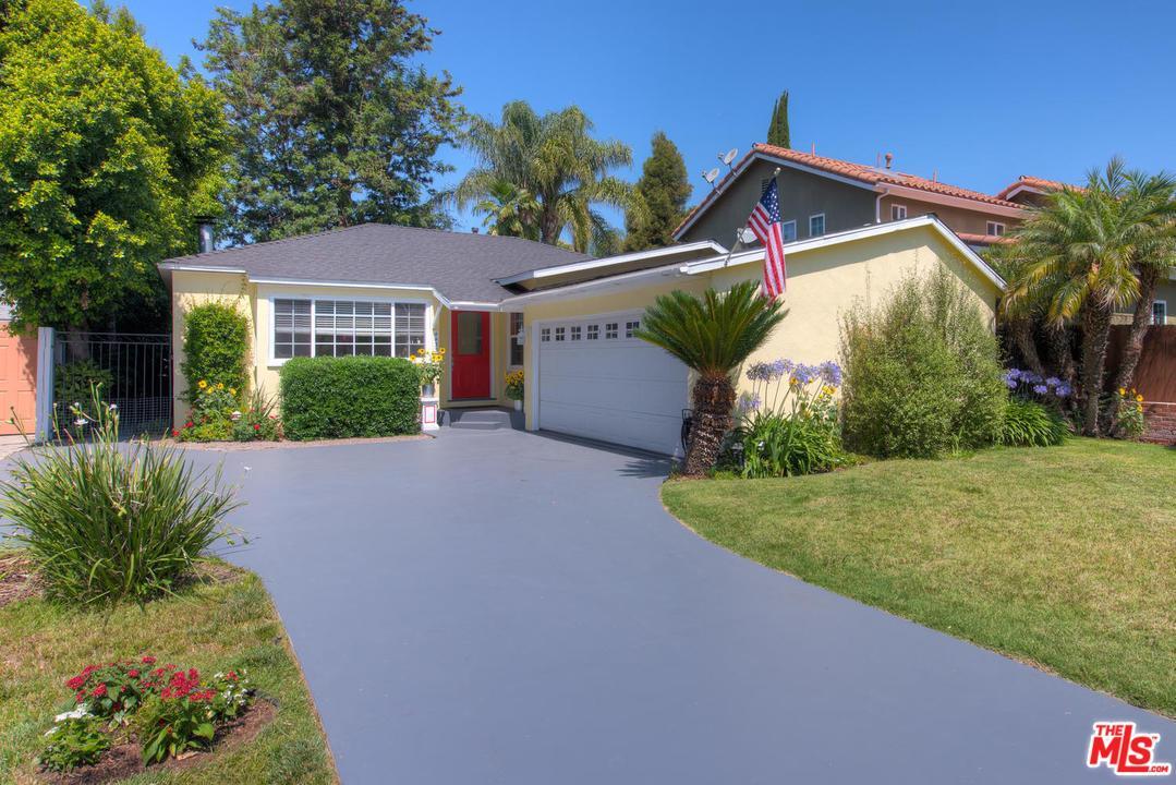 4433 STERN Avenue, Van Nuys, California