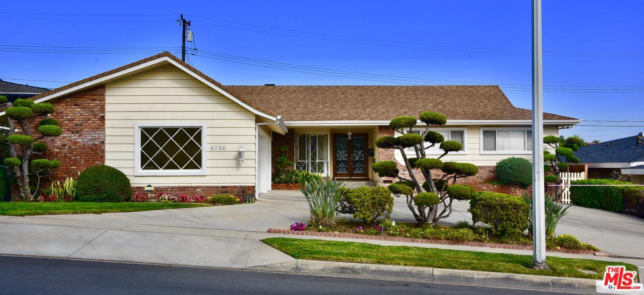 6706 SHENANDOAH Avenue, Crenshaw, California