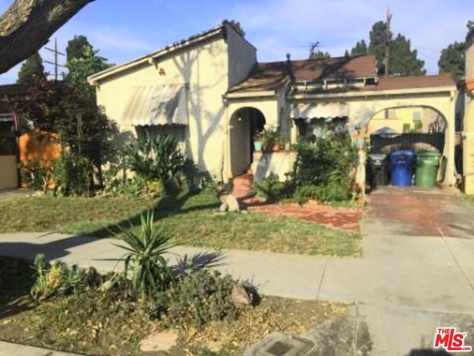 4238 South NORTON Avenue, Crenshaw, California