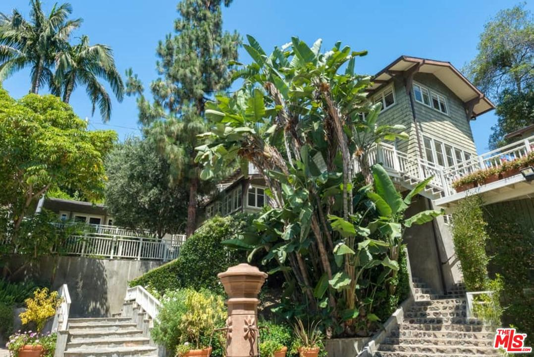 2209 CANYON Drive, Hollywood Hills in Los Angeles County, CA 90068 Home for Sale