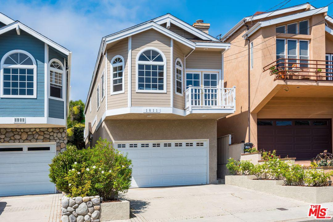 One of Redondo Beach 3 Bedroom Homes for Sale at 1811 GOODMAN Avenue