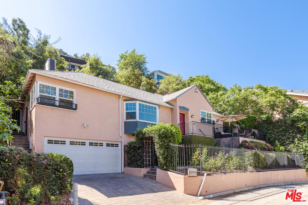 3121 ELLINGTON Drive, Hollywood Hills in Los Angeles County, CA 90068 Home for Sale