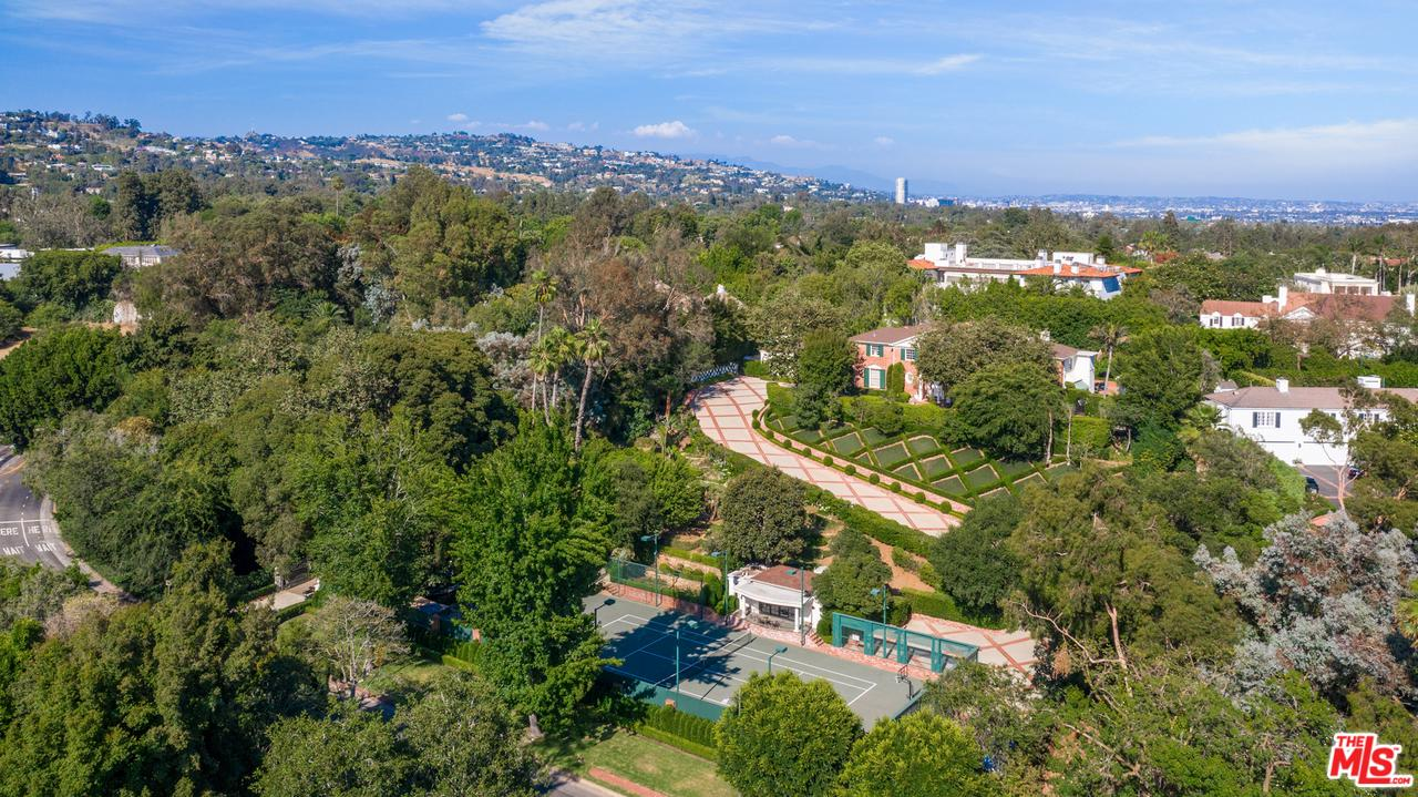 10372 West SUNSET, Bel Air in Los Angeles County, CA 90077 Home for Sale