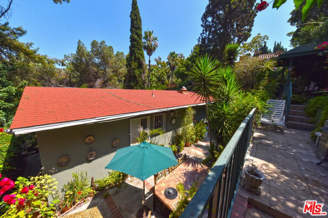 2145 FAIRFIELD Avenue, Hollywood Hills in Los Angeles County, CA 90068 Home for Sale