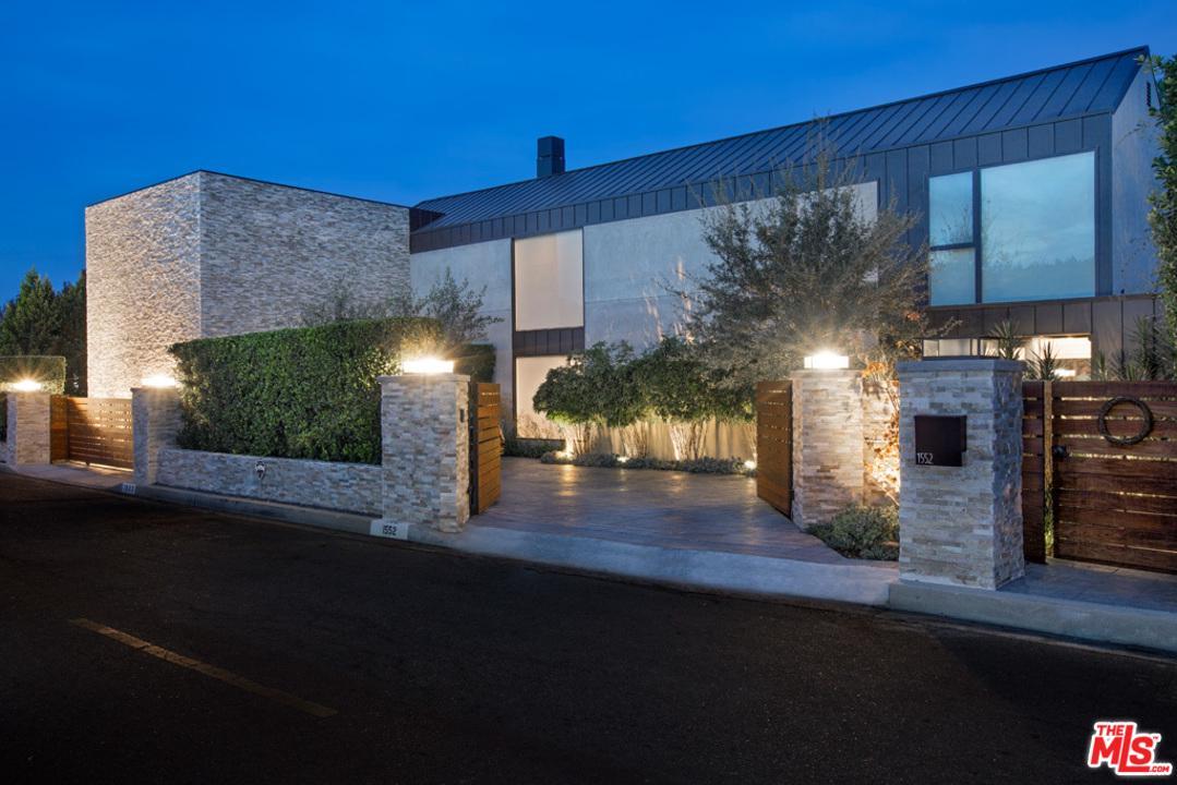 1552 BEL AIR Road, Bel Air in Los Angeles County, CA 90077 Home for Sale