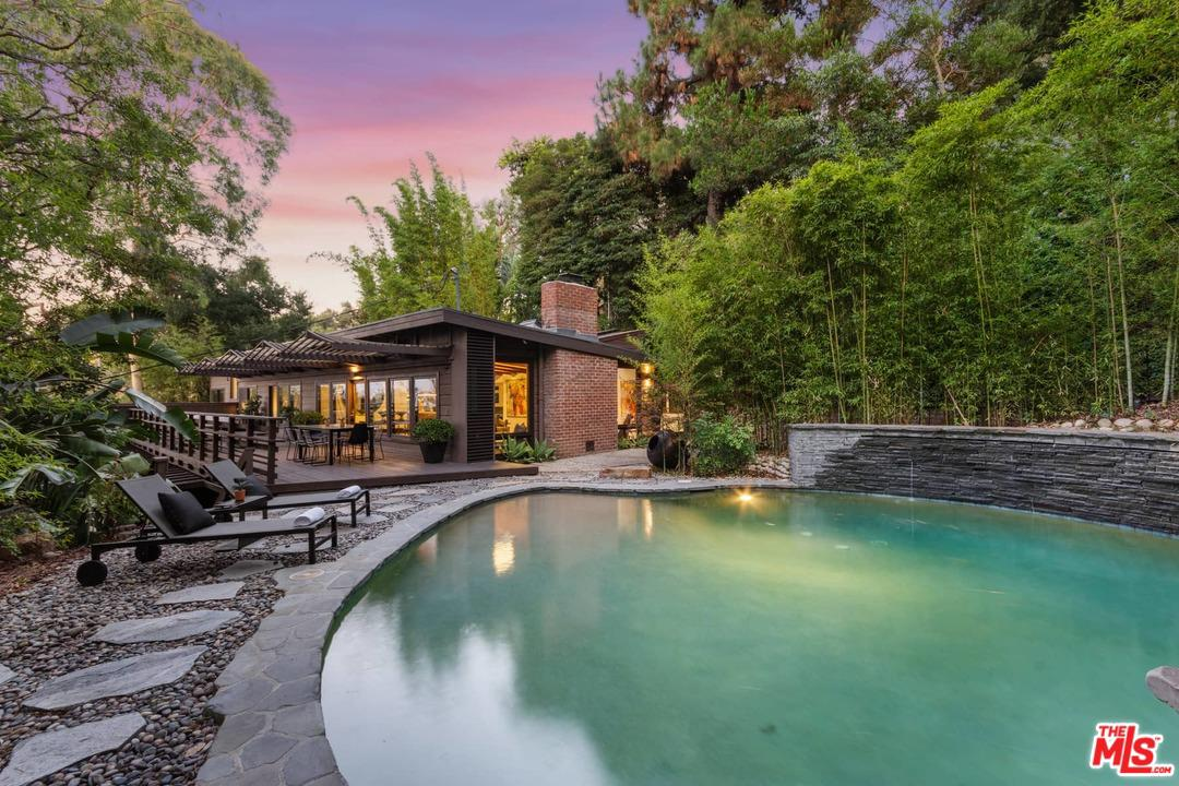 3574 MULTIVIEW Drive, Hollywood Hills in Los Angeles County, CA 90068 Home for Sale