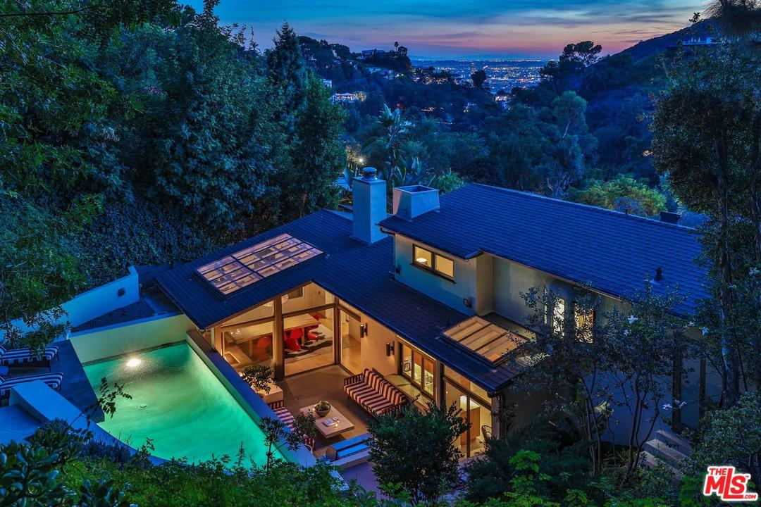 7039 SENALDA Road, Hollywood Hills in Los Angeles County, CA 90068 Home for Sale