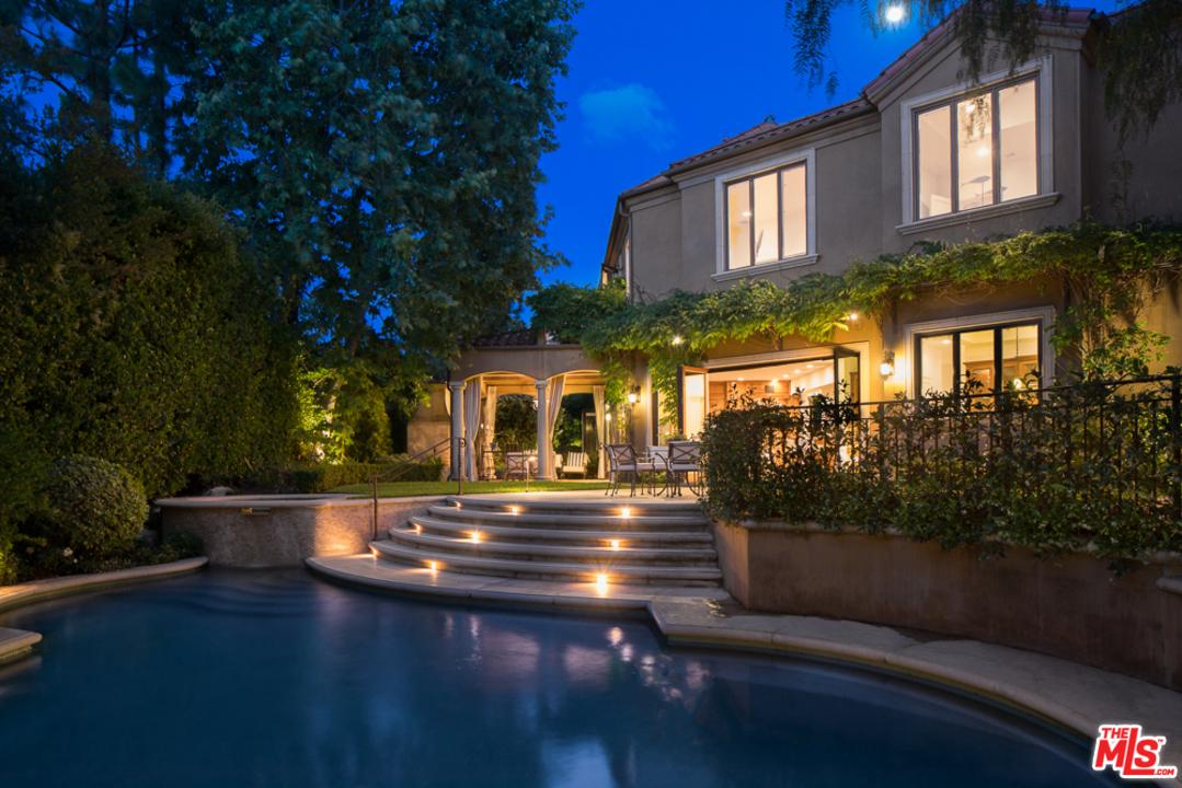 11701 WETHERBY Lane, Bel Air in Los Angeles County, CA 90077 Home for Sale