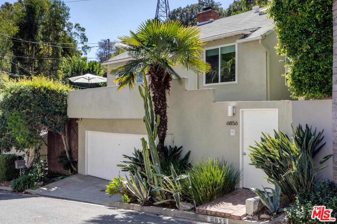 6856 SUNNY Cove, Hollywood Hills in Los Angeles County, CA 90068 Home for Sale