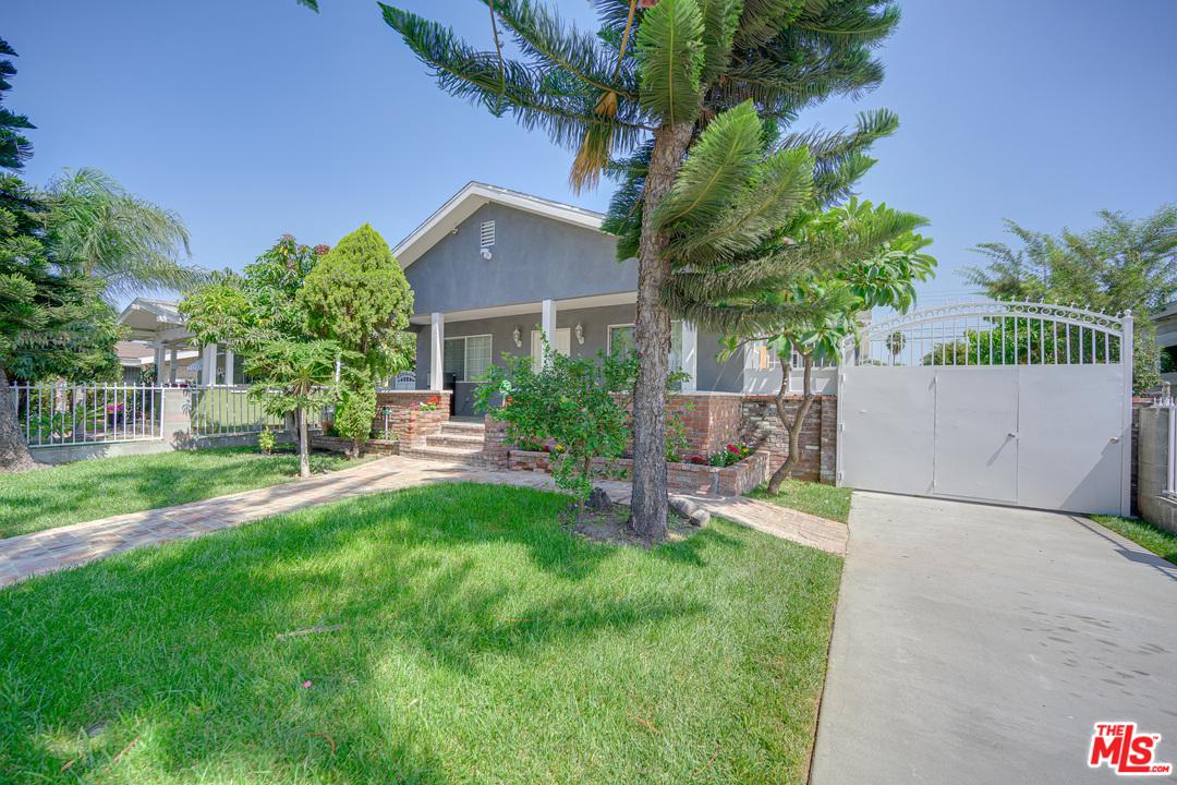 3882 2ND Avenue, Crenshaw, California