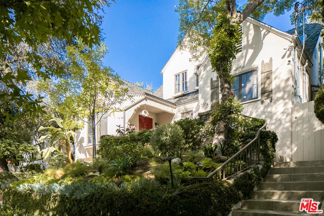 2376 CANYON Drive, Hollywood Hills, California