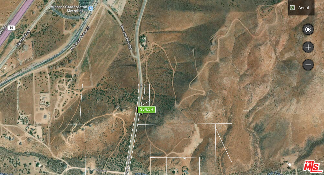 33540 VAC/ANGELES FOREST HWY/V Drive, Acton in Los Angeles County, CA 93510 Home for Sale