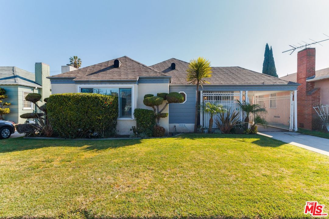 3974 MCCLUNG Drive, Crenshaw in Los Angeles County, CA 90008 Home for Sale