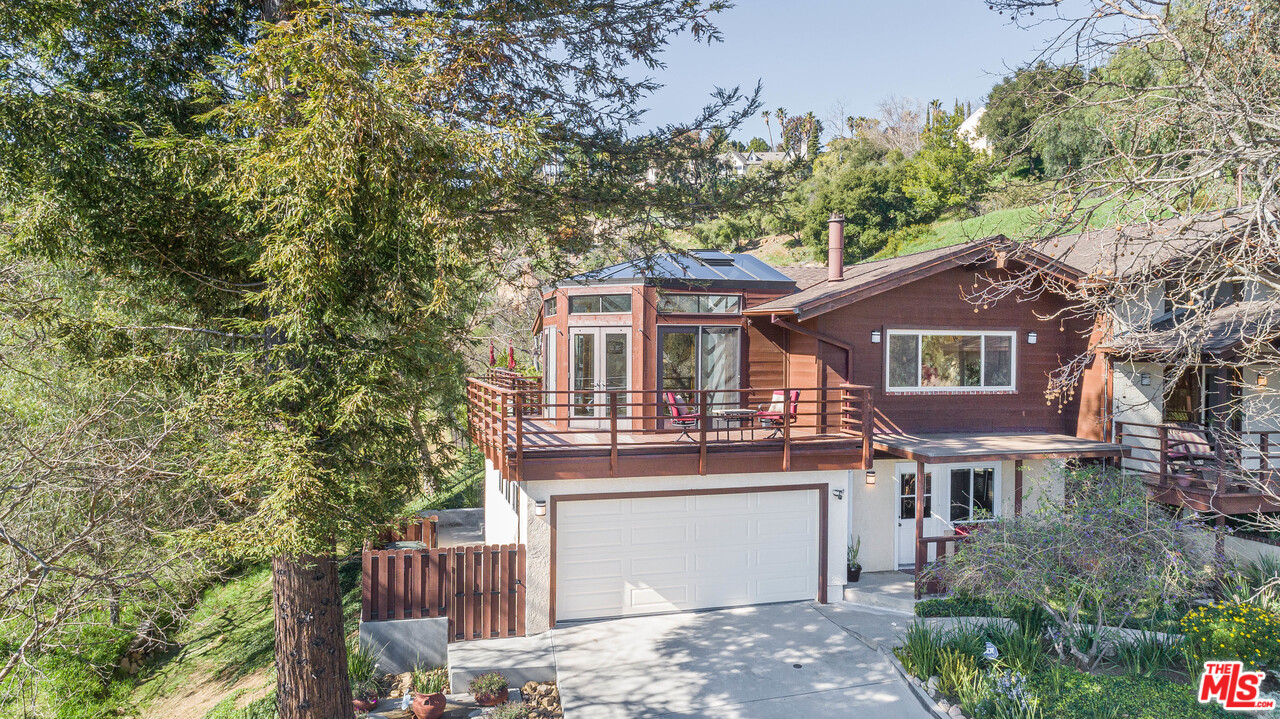 21530 SADDLE PEAK Road, Topanga, California
