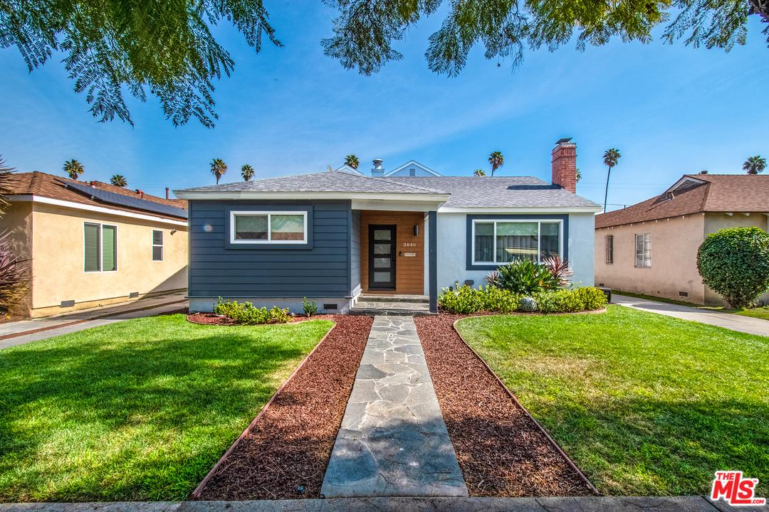 3840 EDGEHILL Drive, Crenshaw in Los Angeles County, CA 90008 Home for Sale
