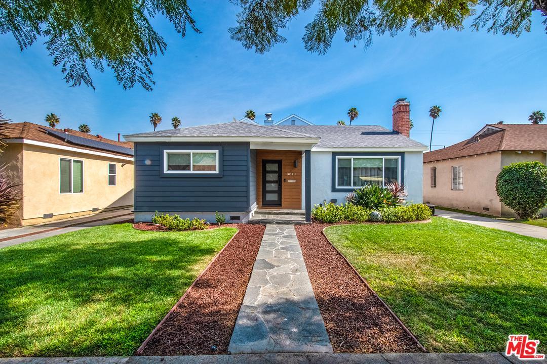 3840 EDGEHILL Drive, Crenshaw, California