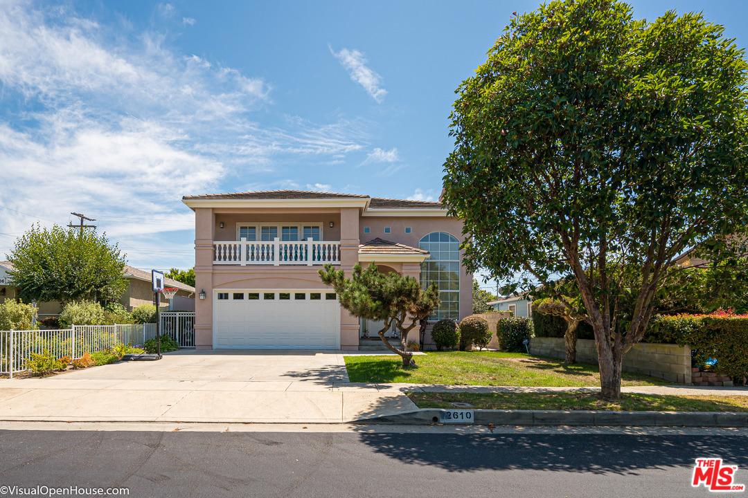 12610 AVE BONAPARTE, Mar Vista, California