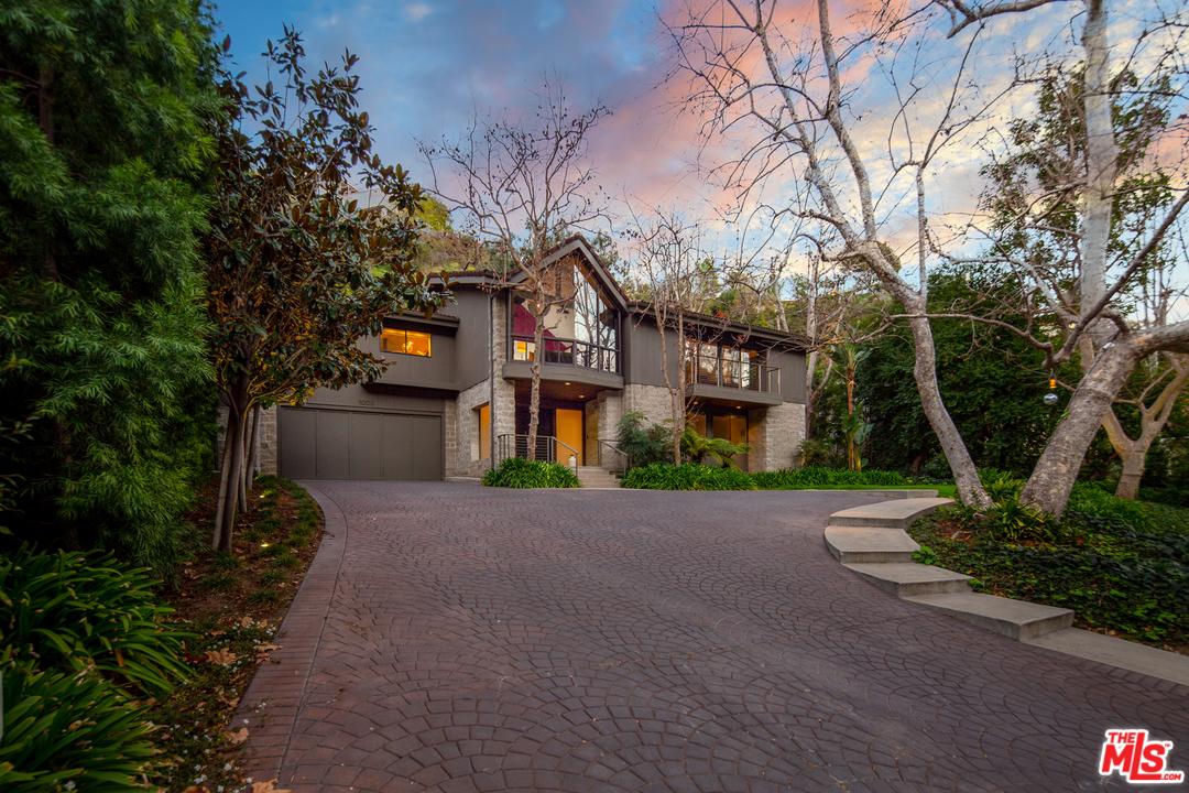 1000 RD CHANTILLY, Beverly Glen, California