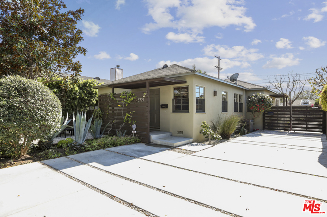 3721 AVE MILITARY, one of homes for sale in Cheviot Hills