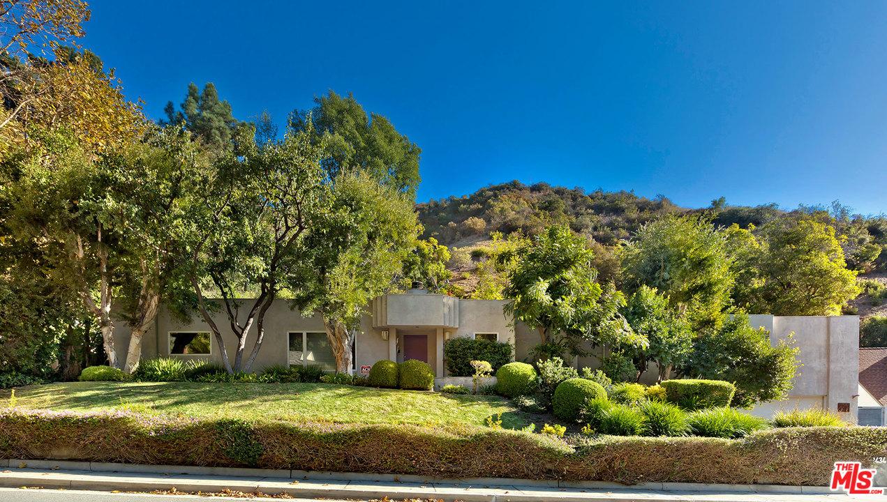 1434 RD ROSCOMARE, Beverly Glen, California