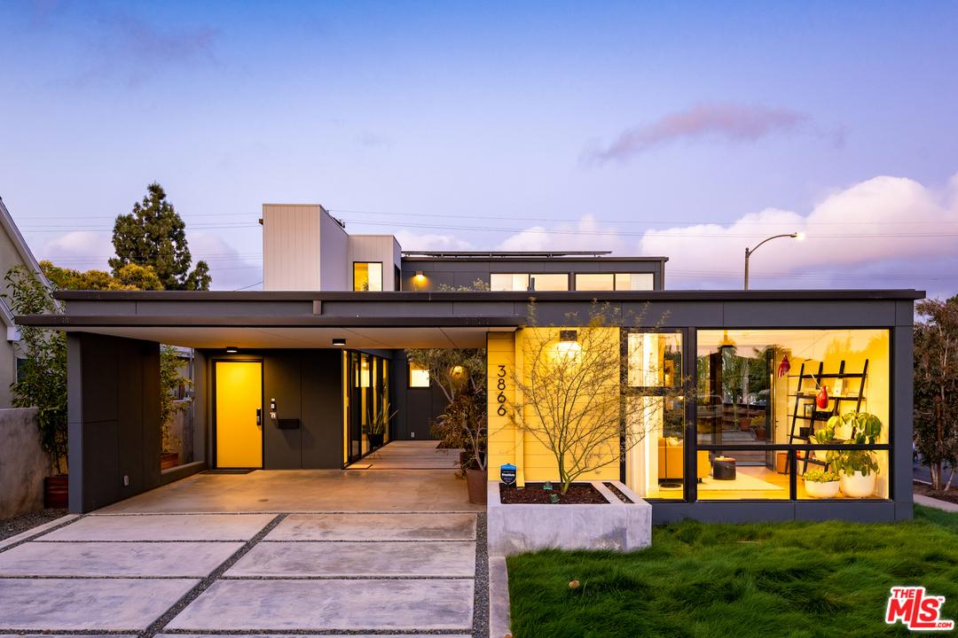 3866 AVE COOLIDGE, Mar Vista, California