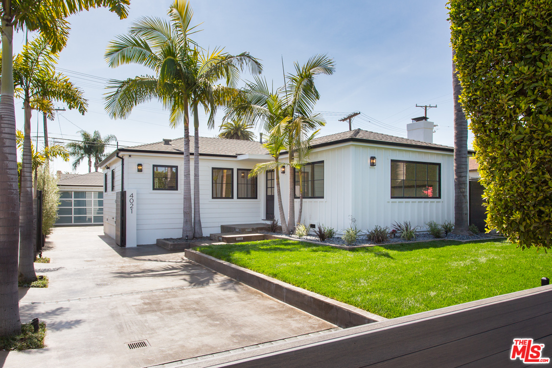 4021 AVE LYCEUM, Mar Vista, California