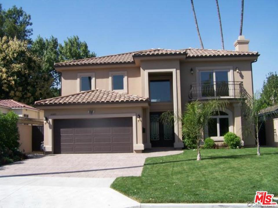 16683 ST MORRISON, Encino, California