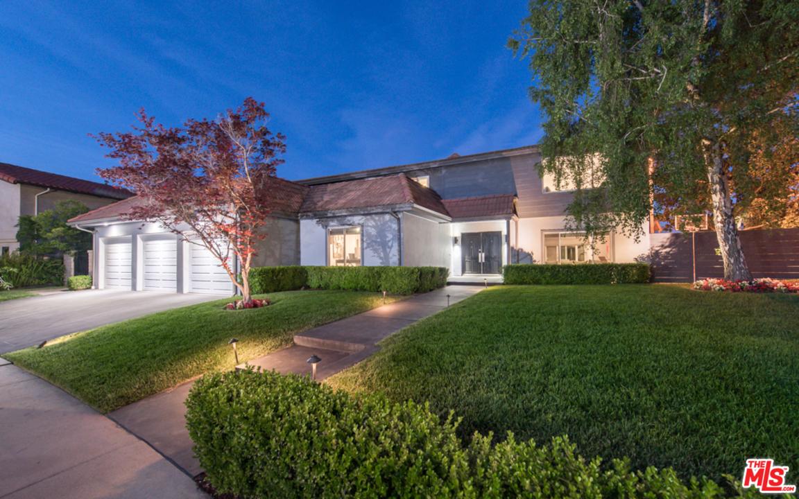 2728 CIR AQUA VERDE, Beverly Glen, California