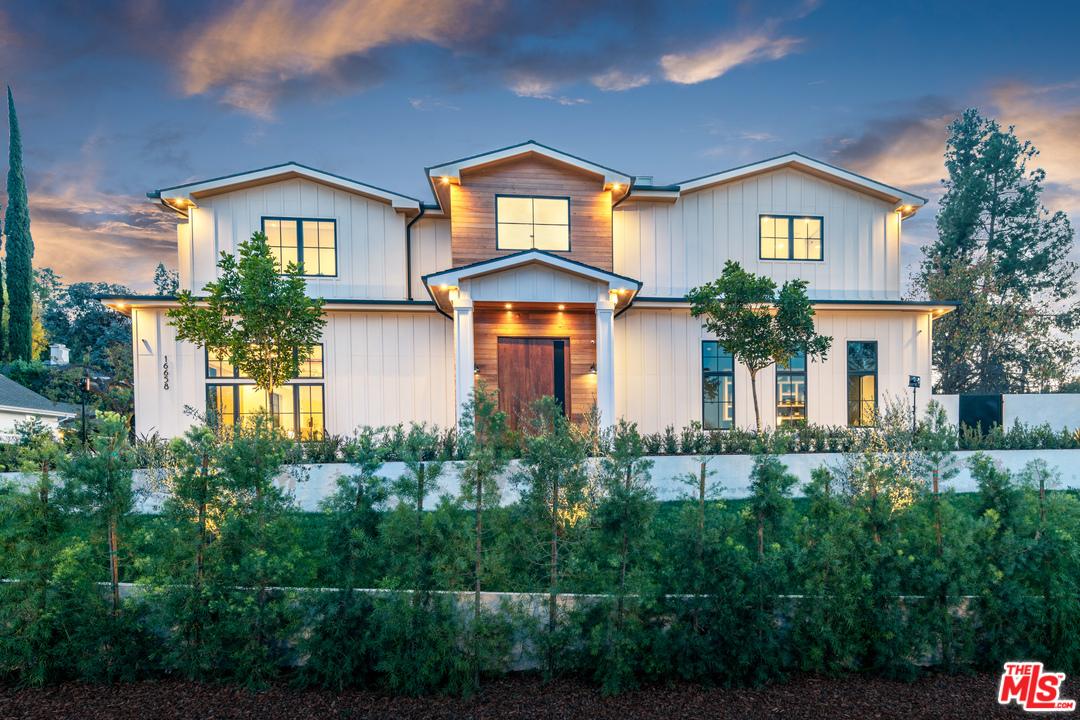 16658 RD ADLON, Encino, California