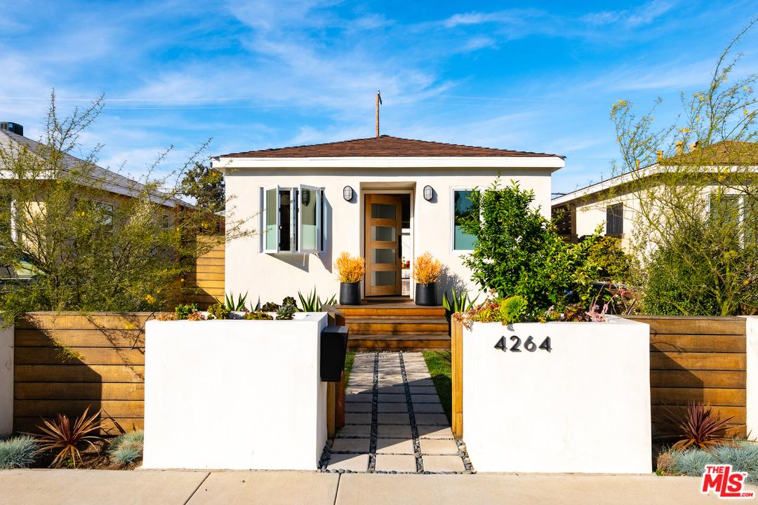 4264 RD ALLA, Mar Vista in Los Angeles County, CA 90066 Home for Sale