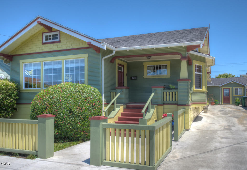 Photo of 436 N Harrison St  Fort Bragg  CA