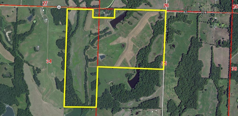 240 acres Fayette, MO