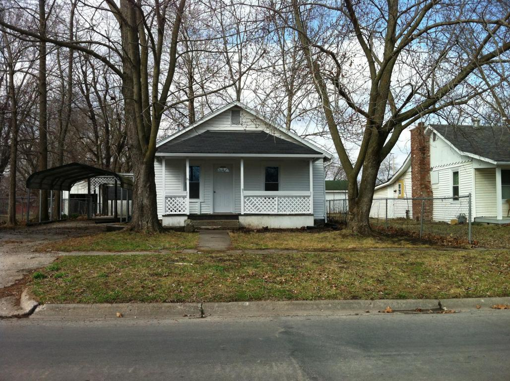 Photo of 1053 S ELLSWORTH AVE  Marshall  MO