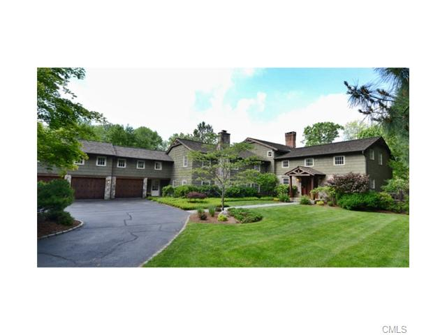 Real Estate for Sale, ListingId: 24000341, New Canaan, CT  06840