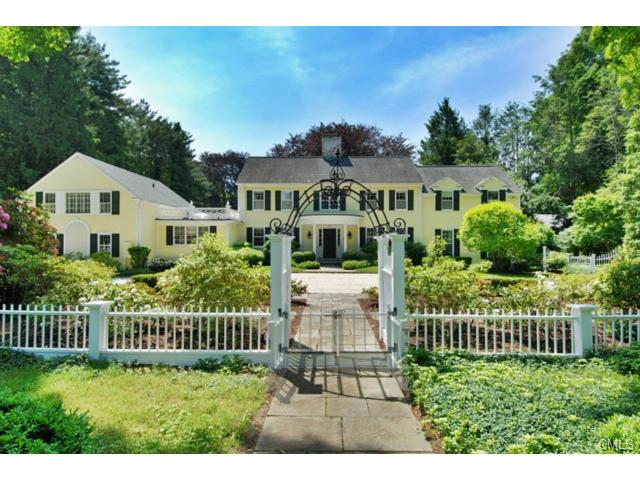 Real Estate for Sale, ListingId: 26595219, New Canaan, CT  06840