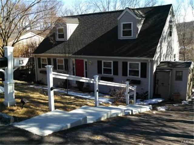 Rental Homes for Rent, ListingId:27358971, location: 13 Clearview DRIVE Brookfield 06804