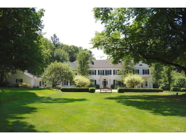 Real Estate for Sale, ListingId: 27371200, New Canaan, CT  06840