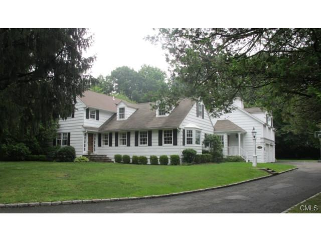 Rental Homes for Rent, ListingId:27929101, location: 110 Gower ROAD New Canaan 06840